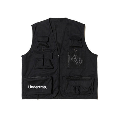 Undertrap Black Vest