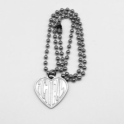 igirl necklace