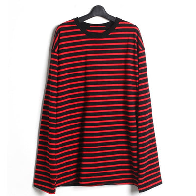Striped Long-sleeve Shirt
