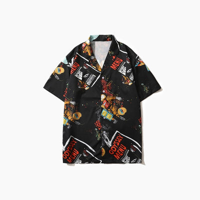 Astronaut Button Up