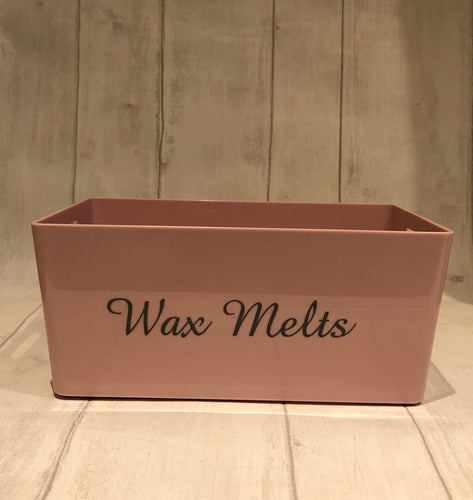 Mrs Hinch inspired wax melt storage