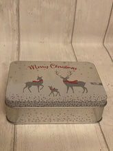 Load image into Gallery viewer, Reindeer Family  - Gift in a Tin