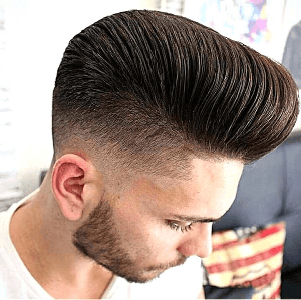 Natural wigs for men