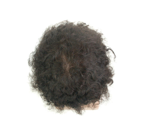 Toupee Curly