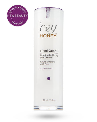 Honey Skin Peel Cream