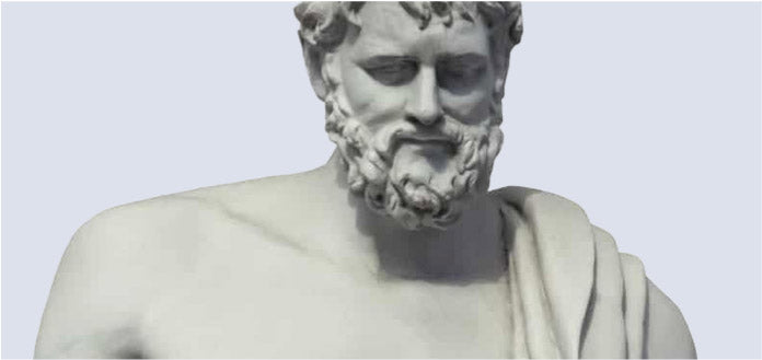 Hippocrates treated with propolis