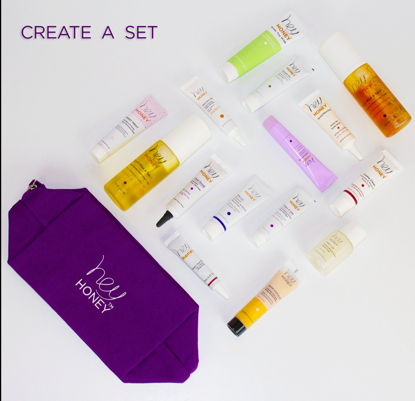Choose 3 Deluxe Travel Samples and receive a complimentary
