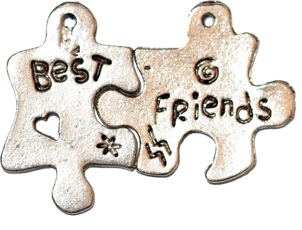 Best Friends - Both Pieces