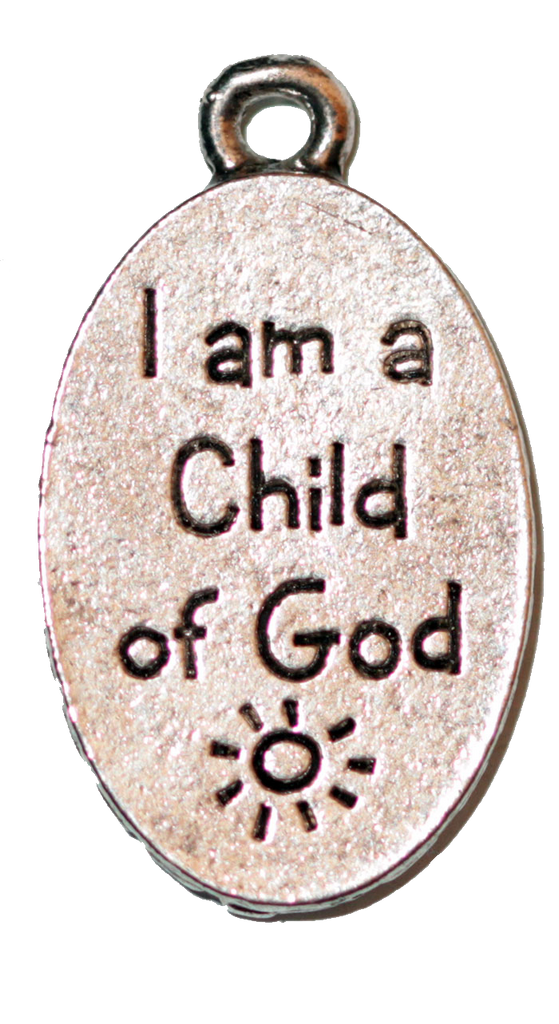 I Am A Child of God - Silver