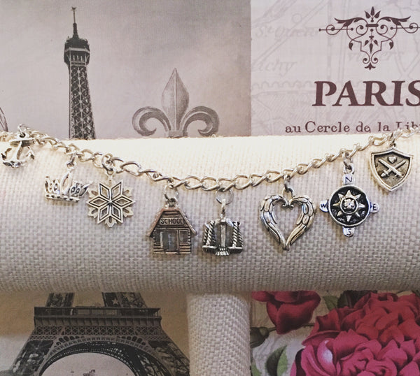 YW Values Charm Bracelet