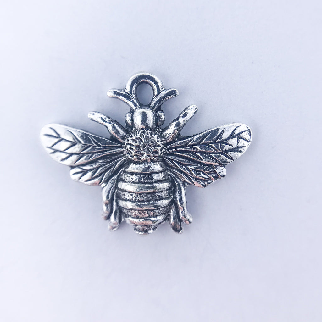Bee - Silver