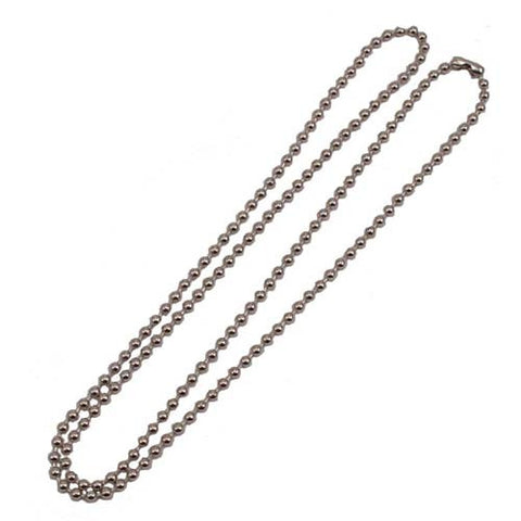 "24"" Beaded Neck Chain"