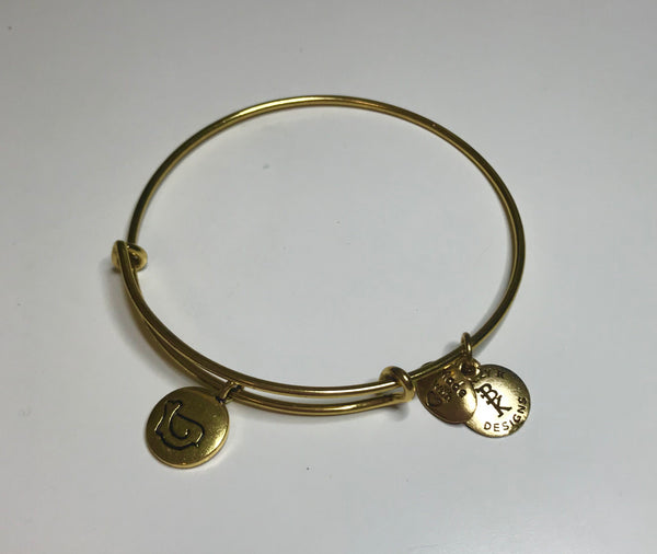 "2018 ""Peace In Me"" Expandable Bracelet - Gold"