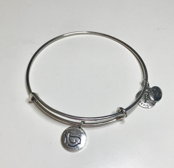 "2018 ""Peace In Me"" Expandable Bracelet - Silver"