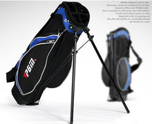Load image into Gallery viewer, Children's Golf Bag, Nylon Waterproof smaller size  light weight bag approximately 28*8*5.5 inches