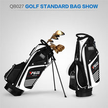 Load image into Gallery viewer, Unisex Nylon Golf Bag lightweight 3 colors standard bag tripod Nylon