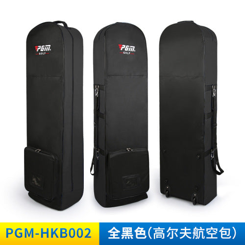 PGM Professional Golf Air Bag Women Men Golf Bag Waterproof Nylon with Pulley Ultra Convenient Single Layer Package High Quality