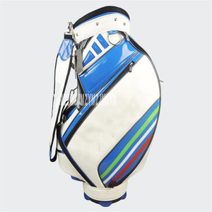 Men's Professional Golf Bag PU Material Full Size 4 Colors DBQB04