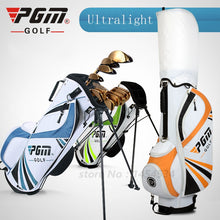 Load image into Gallery viewer, MEN's and WOMEN'S Golf Bag Nylon PU Waterproof Portable 6 Slots 14 Clubs Strap 3 colors