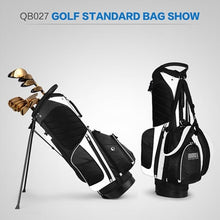 Load image into Gallery viewer, PGM Golf Stand Bag Multi Pockets Shoulder Strap Nylon 90*28CM 14 Sockets