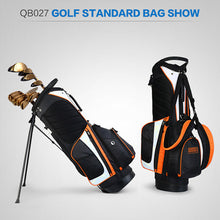 Load image into Gallery viewer, PGM Golf Bags with Stand Portable Stand Bags 14 Sockets Multi Pockets Golf Standard Bag with Shouder Strap 90*28CM 3 Colors