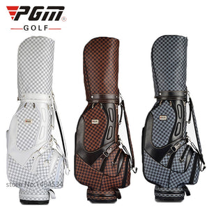 Golf Bag MEN' OR WOMEN'S 14 clubs 5 holes Waterproof PU Cart Bag with cover