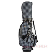 Load image into Gallery viewer, Golf Bag MEN' OR WOMEN'S 14 clubs 5 holes Waterproof PU Cart Bag with cover