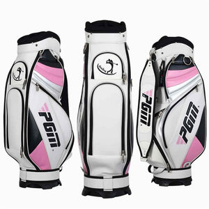 Large-capacity Golf Bag PGM Male Standard Golf Ball Bag Packed With A full Hard Shell Wear-resistant Bag With Wheels D0081