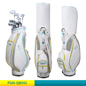 Multifunctional Standard Golf Bag Womens Waterproof Lightweight Golf Clubs Ball Package Bags Travel Bags with Head Cover D0478