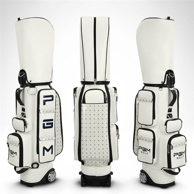 Pgm Golf Bags Standard Golf Bags Retractable Golf Bag Can Install A Full Set Of Clubs  Travel Package D0082