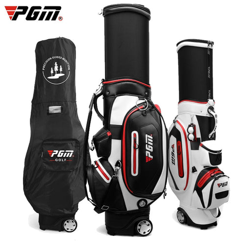 PGM Waterproof Golf Bag Multifunctional Retractable Cap Package Travelling Bags Camouflage Big Capacity Package D0741