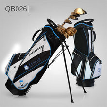 Load image into Gallery viewer, Pgm Golf Gun Bag With Stand Golf Rack Bag Golf Clubs Bag With Shoulder Strap Tripod Rack Bags Packages D0068