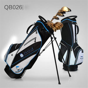 Pgm Golf Gun Bag With Stand Golf Rack Bag Golf Clubs Bag With Shoulder Strap Tripod Rack Bags Packages D0068