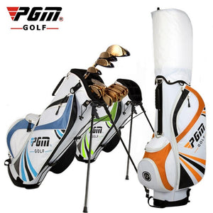 Outdoor Golf Rack Bags Retractable Stuff Golf Bag Complete Golf Set Standard Ball Cart Bag Package Large Capacity D0066