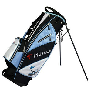 Women's Golf Bag ultra -light stand alone bag with 3 slots and 4 Combo Colors D0646