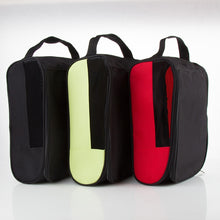 Load image into Gallery viewer, Golf Shoes Bags Zippered Organizer Breathable Portable for Outdoor Sport Travel B2Cshop