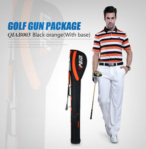 PGM Authentic Men Women Golf Pencil Gun Bag Hold 6-7 Clubs Precision Golf Bag Lightweight Traveling Bag Cover D0055
