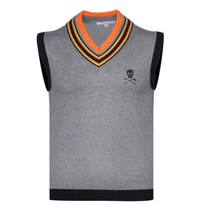 New Golf Clothing Autumn Winter MARK&LONA Golf Sport Sleeveless vest Anti-Pilling Leisure Golf Sweater vest Free shipping
