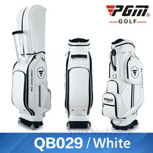 Load image into Gallery viewer, GOLF CART BAG STANDARD 14 CLUBS for MEN and WOMEN WATERPROOF PU THREE COLORS