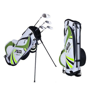 MEN's and WOMEN'S Golf Bag Nylon PU Waterproof Portable 6 Slots 14 Clubs Strap 3 colors