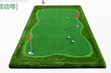 Load image into Gallery viewer, Top quality 1*3M Putting Green Golf Training Aids Mini golf exercise blanket Golf accessories