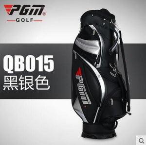Eco-friendly PU Standard Ball Package Golf Bags Golf clubs bag Golf ball arm Package