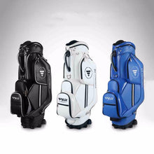 Load image into Gallery viewer, CRESTGOLF New Golf Standard Bag portable Golf package Golf Travel Bag Pu Cover Waterproof Thicken Air Bag With Wheels