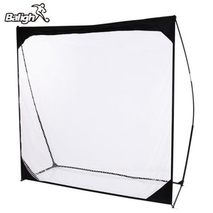 Balight Portable Golf Chipping Pitching Practice Net Training Aid Tool Metal Easy Foldable with Carry Bag