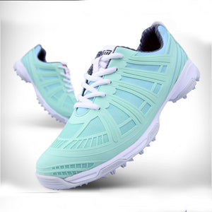 Women's Golf Shoes Leather Waterproof Super Light Anti-skid Comfortable Breathable Cotton Lining