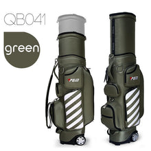 Load image into Gallery viewer, PGM Retractable Golf   Bag with Wheel / 2017 New Patent Designed Golf  Bag / Travelling Aviation Bag  Hard Nylon  A4346