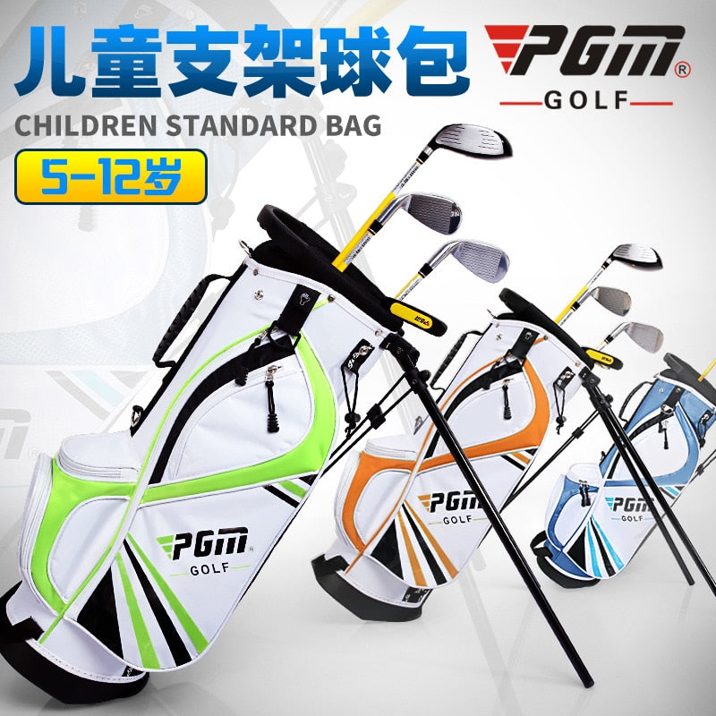 PGM Children's Golf Bag Children's Support Guns Women Handbag Version Backpack Strap A4753