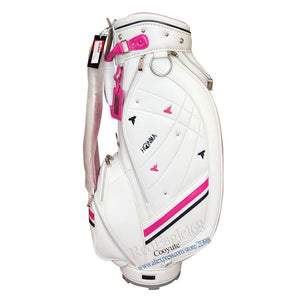 New Cooyute Golf bag woman HONMA PU Golf clubs bag in choice Pink 8inch Standard Ball Package HONMA Golf Cart bag Free shipping