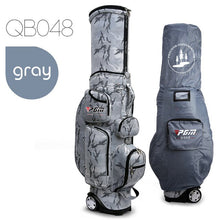 Load image into Gallery viewer, Pgm Golf Standard Bag Mens Adjustable Standard Ball Package Multi-Functional Sport Golf Travel Cart Bag With Rain Cover D0481