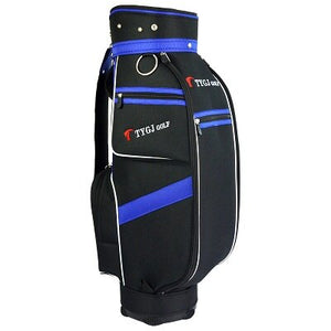 Golf Bag Standard Size Caddy or Cart Professional bag Lightweight Nylon